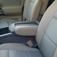 New Leather Front Seats