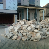 Rocks for the House